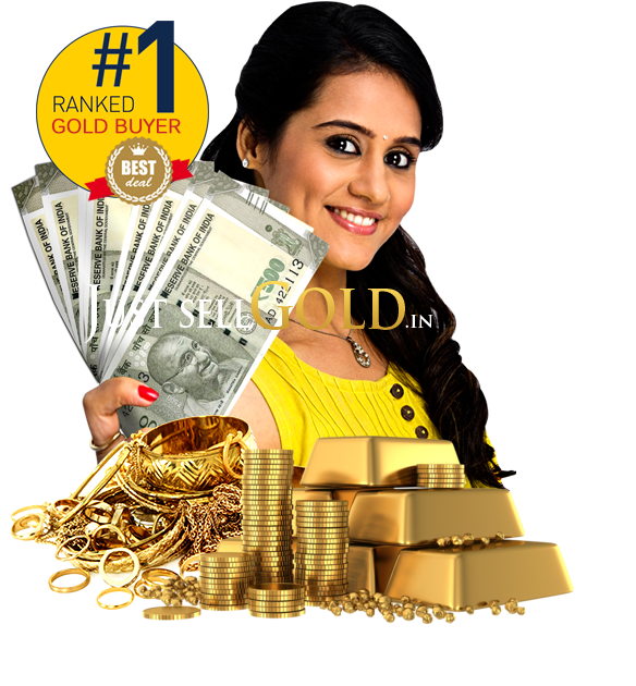 Just Sell Gold ™ Gold Buyers in Delhi-NCR